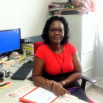 Francelise VERGE-DEPRE - Directrice - CCDC Guadeloupe
